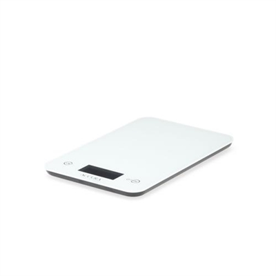 Veggie Meals - Accura Aquarius 2 Electronic Kitchen Scale & Timer 5kg/1gm/Ml-White