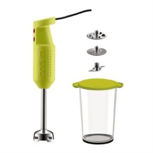 Veggie Meals - Bodum BISTRO SET Electric blender stick with accessories