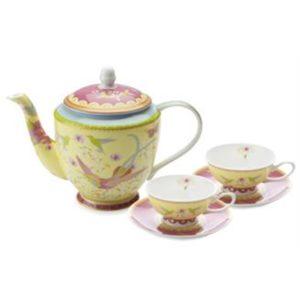 Veggie Meals - Maxwell & Williams Cashmere Enchante Antoinette 5 Piece Tea Set