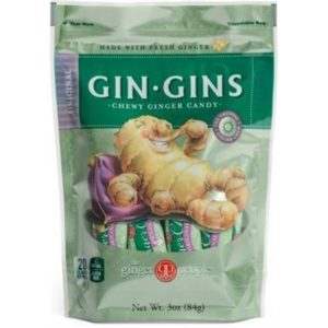 TheGingerPeople Original Chewy Ginger Candy G/F 84g Bag