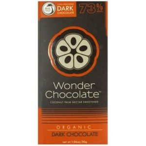 Big Tree Farms Wonder Chocolate Org Raw Dark Choc 73% Cacao 30g