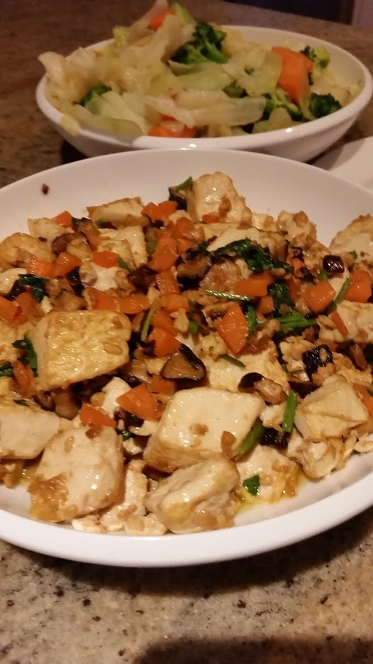 Vegetarian Vegetable Dishes