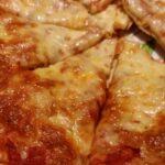 Simply Margarita Pizza