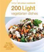 Veggie Meals - 200 Light Vegetarian Dishes
