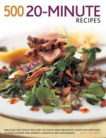 Veggie Meals - 500 20-Minute Recipes