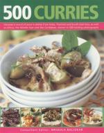 Veggie Meals - 500 Curries