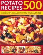 Veggie Meals - 500 Potato Recipes