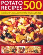 Veggie Meals - 500 Potato Recipes