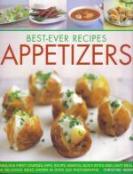 Veggie Meals - Appetizers : Best-Ever Recipes