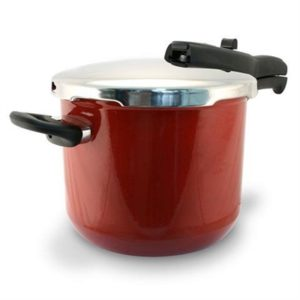 Veggie Meals - Silit Energy Red Sicomatic T Plus Pressure Cooker 6.5L