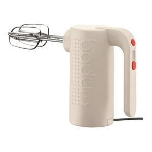 Veggie Meals - BODUM Bistro Electric Hand Mixer Off White