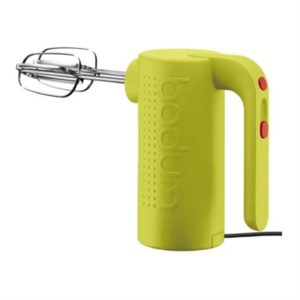 Veggie Meals - Bodum  BISTRO  Electric hand mixer Lime green