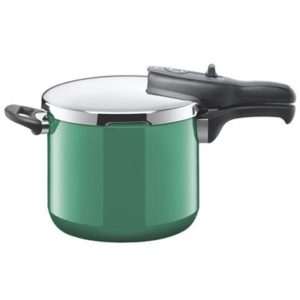 Veggie Meals - Silit Ocean Green Sicomatic T Plus Pressure Cooker 6.5L