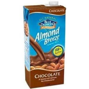 Blue Diamond Almond Breeze Chocolate 8x1L