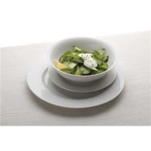Veggie Meals - Maxwell & Williams White Basics European Dinner Set 12 Piece