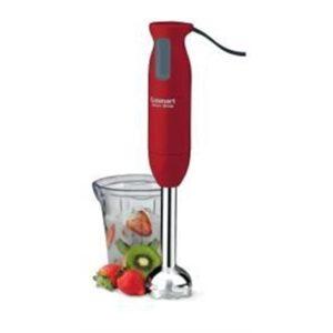 Veggie Meals - Cuisinart Stick Blender Red