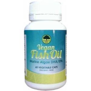 Therapeia Australia Omega 3 (Marine Algae Oil EPA & DHA) 60 vegan soft-gel caps