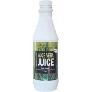 Tri-Natural 99.8% Aloe Vera Micro Pulp Lemon 1lt