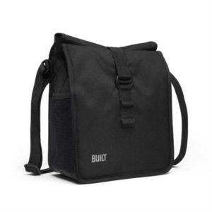 Veggie Meals - Built NY Crosstown Lunch Bag - Black
