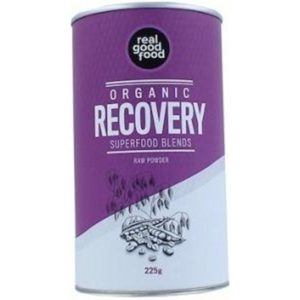 Real Good Food Organic Recovery Superfood Blends Raw Powder 225g
