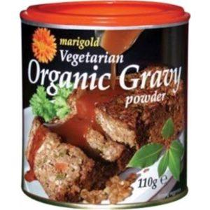 Marigold Swiss Vegetarian Organic Gravy Powder G/F 110g