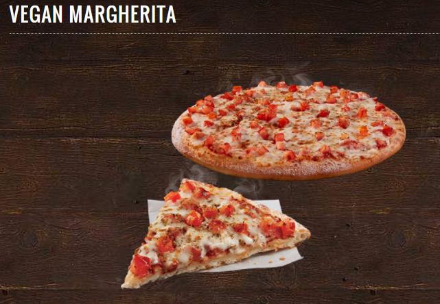 Veggie Meals - Vegan Pizza Featured