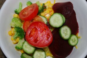 Veggie Meals Vegan Spud