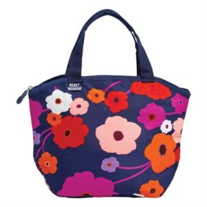 Veggie Meals - Built NY Icetec Collection Freezable Lunch Bag - Lush Flower
