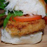 Vegan Crumbed Schnitzel Burger