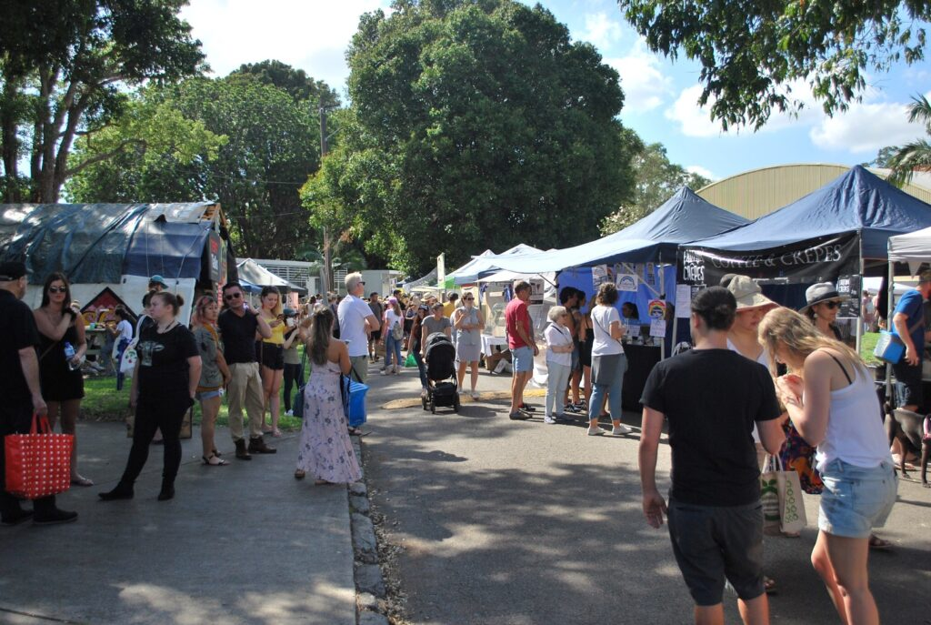 Veggie Meals - Sydney Vegan Markets Stalls