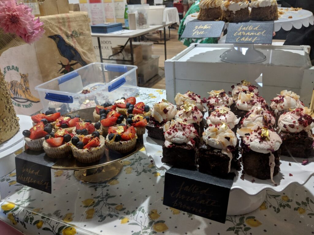 Veggie Meals - Sydney Vegan Markets Vegan Cupcakes