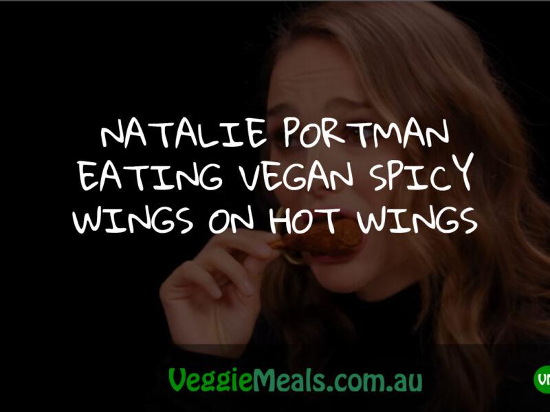 Natalie Portman on Hot Wings