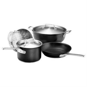 Veggie Meals - Anolon Authority 4 Piece Cookware Set