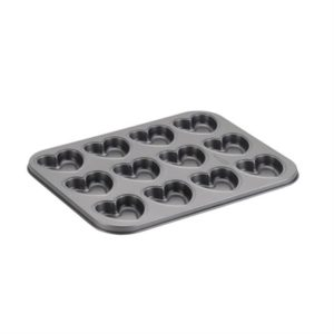Veggie Meals - Cake Boss 12 Cup Moulded Cookie Pan Heart