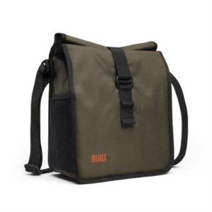 Veggie Meals - Built NY Crosstown Lunch Bag Military Olive