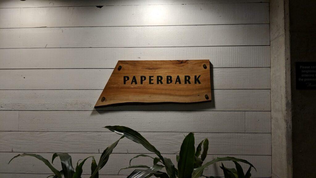Veggie Meals - Paperbark Resturant