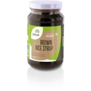 Lotus Organic Brown Rice Syrup 500gm