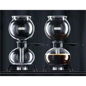Veggie Meals - Bodum PEBO Vacuum Coffee Maker 8 Cup 1 litre