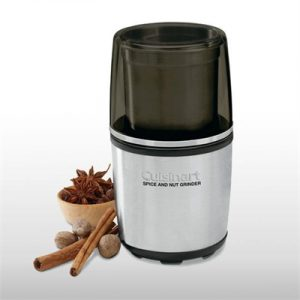 Veggie Meals - Cuisinart Spice and Nut Grinder Stainless Steel