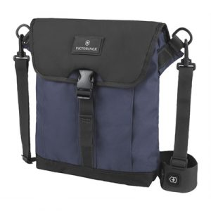 Veggie Meals - Victorinox Altmont 3.0 Flapover Digital Bag Blue