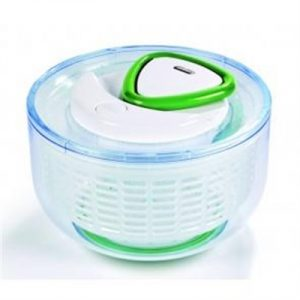 Veggie Meals - Zyliss Easy Spin Large Salad Spinner