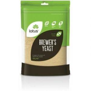 Lotus Brewers Yeast Dark 500gm