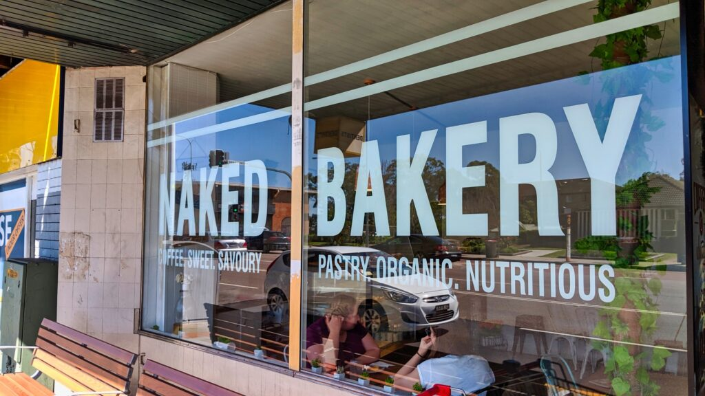 Veggie Meals Vegan Bakery Naked Bakery
