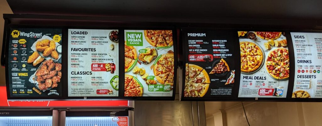 Veggie Meals Vegan Vegetarian Pizza Hut Store 2