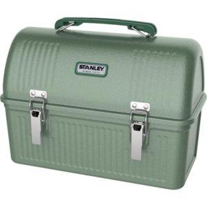 Veggie Meals - Stanley Metal Lunch Box Green 10 Qt/ 9.4l