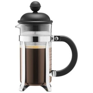 Veggie Meals - Bodum Caffettiera Coffee Maker 3 Cup 0.35 Litre