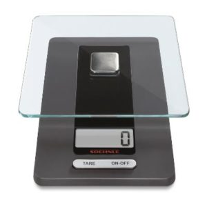Veggie Meals - Soehnle Fiesta digital kitchen scale 5kg