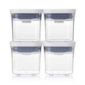 Veggie Meals - OXO Good Grips GG POP 2.0 4 Piece Mini POP Container Set
