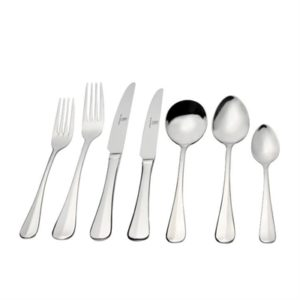 Veggie Meals - Stanley Rogers Baguette 70pc Cutlery Set