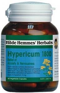Hilde Hemmes Hypericum 1800mg x 60caps